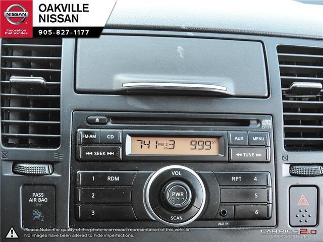 2010 Nissan Versa 1.8SL (Stk: N18769A) in Oakville - Image 17 of 20