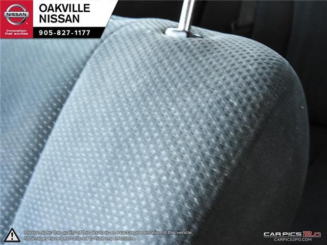 2010 Nissan Versa 1.8SL (Stk: N18769A) in Oakville - Image 19 of 20