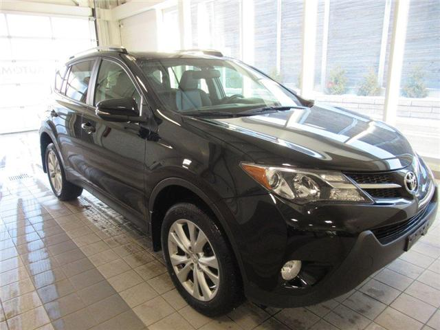 2015 Toyota RAV4 Limited (Stk: 15845A) in Toronto - Image 1 of 16