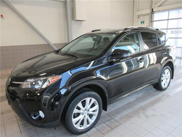 2015 Toyota RAV4 Limited (Stk: 15845A) in Toronto - Image 3 of 16