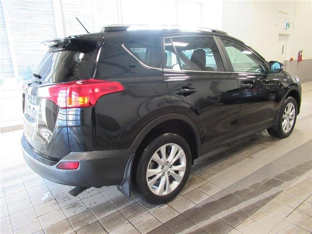 2015 Toyota RAV4 Limited (Stk: 15845A) in Toronto - Image 4 of 16