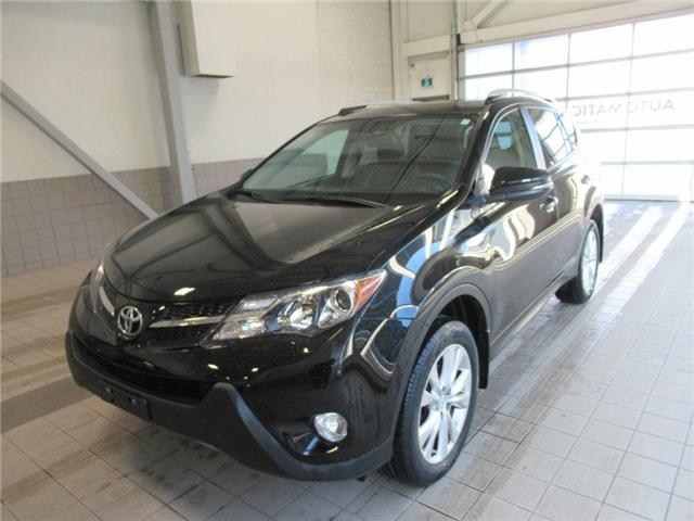 2015 Toyota RAV4 Limited (Stk: 15845A) in Toronto - Image 12 of 16