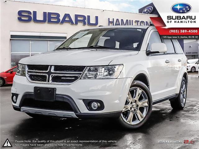 2012 Dodge Journey R/T (Stk: S7433A) in Hamilton - Image 1 of 28