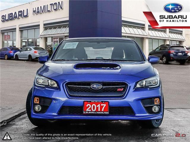 2017 Subaru WRX STI Sport (Stk: U1394) in Hamilton - Image 2 of 26