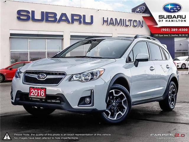 2016 Subaru Crosstrek Sport Package (Stk: S7415A) in Hamilton - Image 1 of 27
