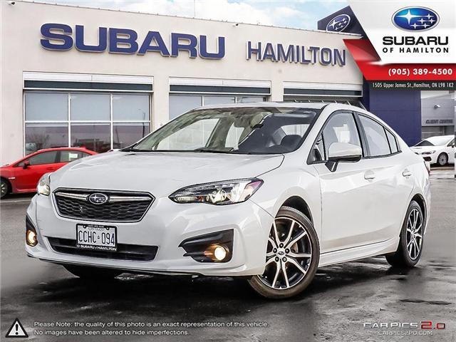 2019 Subaru Impreza Sport (Stk: S7179) in Hamilton - Image 1 of 25