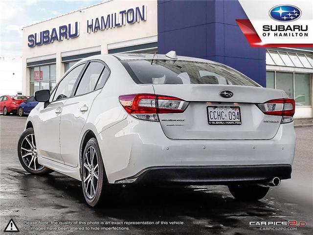 2019 Subaru Impreza Sport (Stk: S7179) in Hamilton - Image 4 of 25
