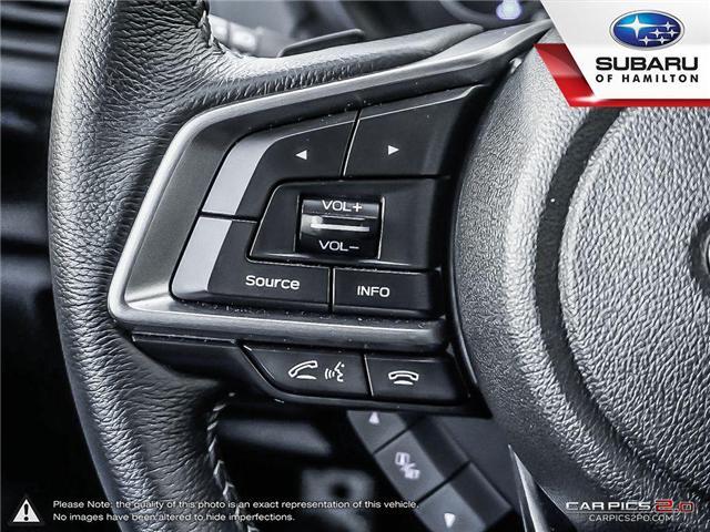 2019 Subaru Impreza Sport (Stk: S7179) in Hamilton - Image 10 of 25