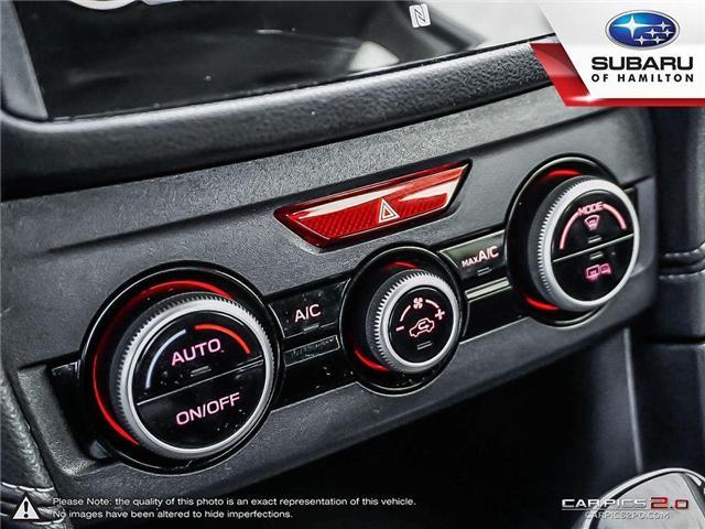 2019 Subaru Impreza Sport (Stk: S7179) in Hamilton - Image 13 of 25