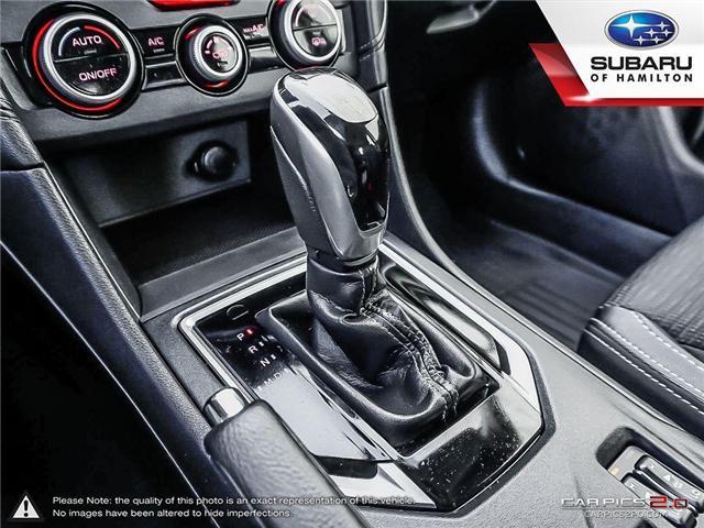 2019 Subaru Impreza Sport (Stk: S7179) in Hamilton - Image 16 of 25