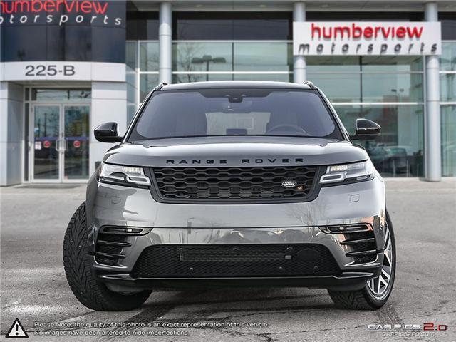 2018 Land Rover Range Rover Velar P380 HSE R-Dynamic (Stk: 18MSX797) in Mississauga - Image 2 of 27