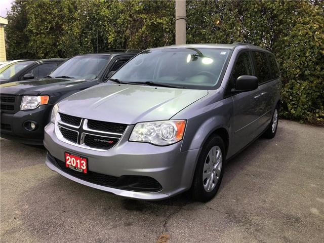 2013 Dodge Grand Caravan SE/SXT (Stk: 6633) in Hamilton - Image 1 of 12