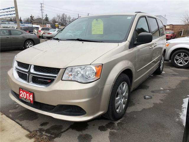 2014 Dodge Grand Caravan SE/SXT (Stk: 6634) in Hamilton - Image 1 of 13