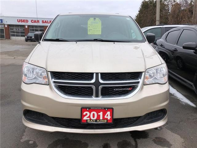 2014 Dodge Grand Caravan SE/SXT (Stk: 6634) in Hamilton - Image 2 of 13
