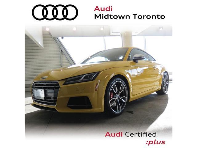 2017 Audi TTS 2.0T (Stk: P7121) in Toronto - Image 1 of 27