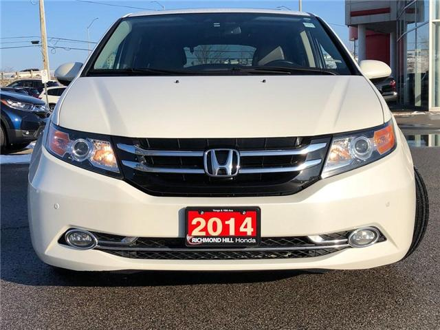 2014 Honda Odyssey Touring (Stk: 190405P) in Richmond Hill - Image 2 of 25
