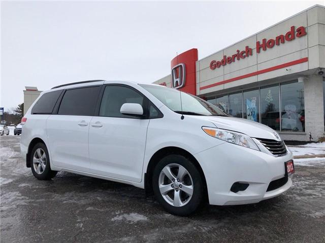 2013 Toyota Sienna LE 8 Passenger (Stk: U18018) in Goderich - Image 2 of 17