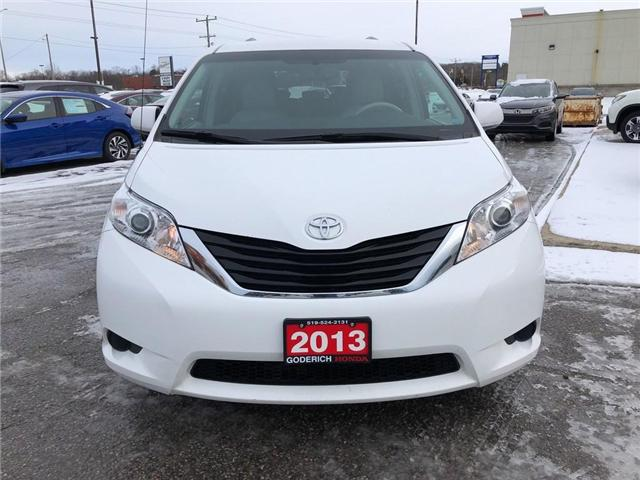 2013 Toyota Sienna LE 8 Passenger (Stk: U18018) in Goderich - Image 3 of 17