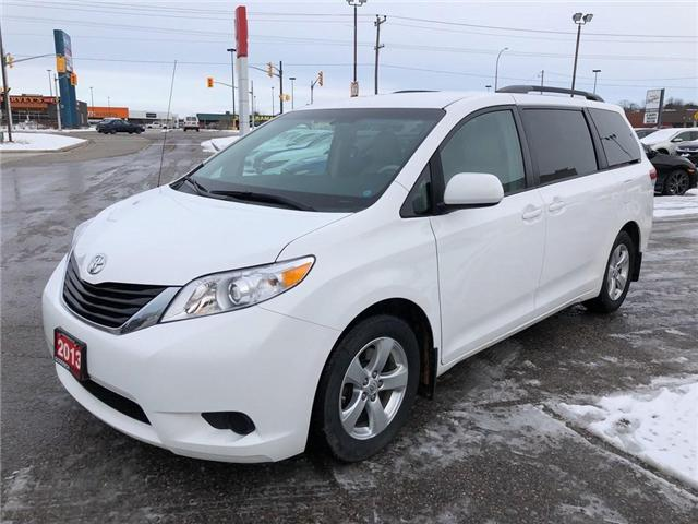 2013 Toyota Sienna LE 8 Passenger (Stk: U18018) in Goderich - Image 4 of 17