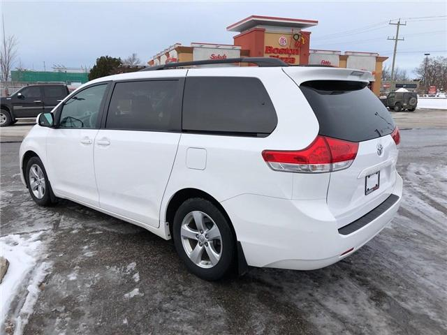 2013 Toyota Sienna LE 8 Passenger (Stk: U18018) in Goderich - Image 5 of 17