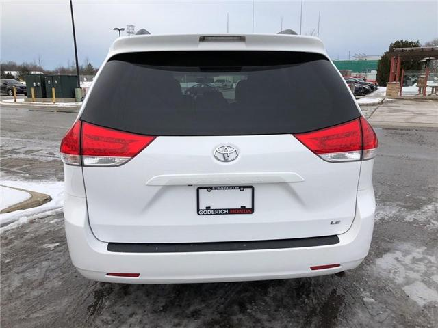 2013 Toyota Sienna LE 8 Passenger (Stk: U18018) in Goderich - Image 6 of 17