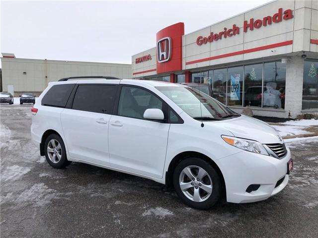 2013 Toyota Sienna LE 8 Passenger (Stk: U18018) in Goderich - Image 8 of 17