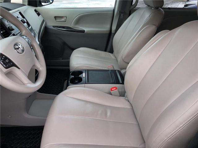 2013 Toyota Sienna LE 8 Passenger (Stk: U18018) in Goderich - Image 10 of 17