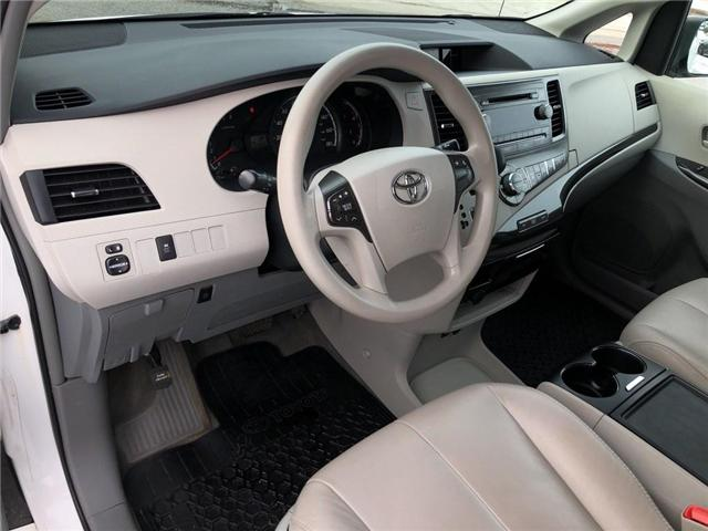 2013 Toyota Sienna LE 8 Passenger (Stk: U18018) in Goderich - Image 11 of 17