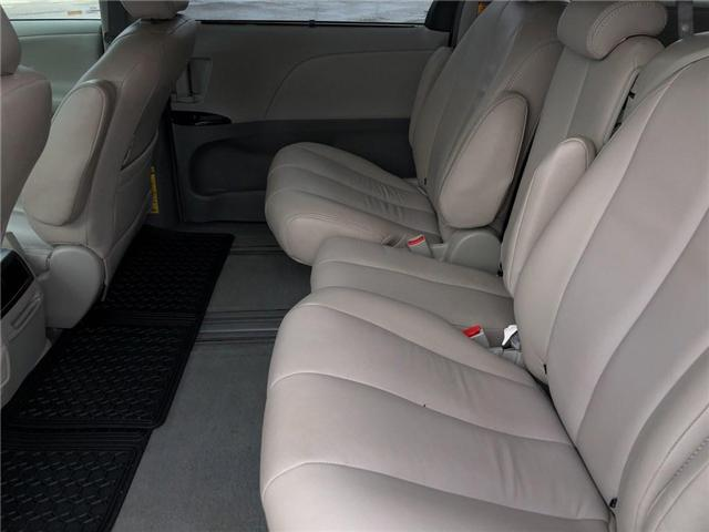 2013 Toyota Sienna LE 8 Passenger (Stk: U18018) in Goderich - Image 12 of 17