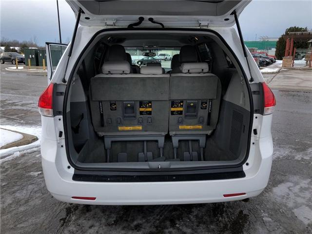 2013 Toyota Sienna LE 8 Passenger (Stk: U18018) in Goderich - Image 13 of 17