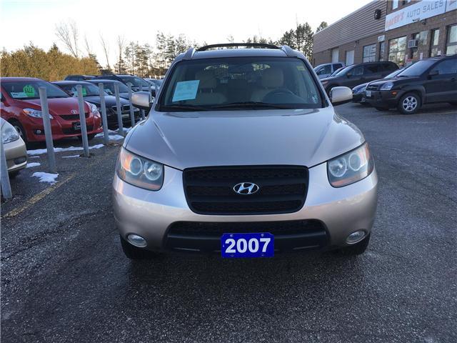2007 Hyundai Santa Fe GLS (Stk: P3528) in Newmarket - Image 2 of 20