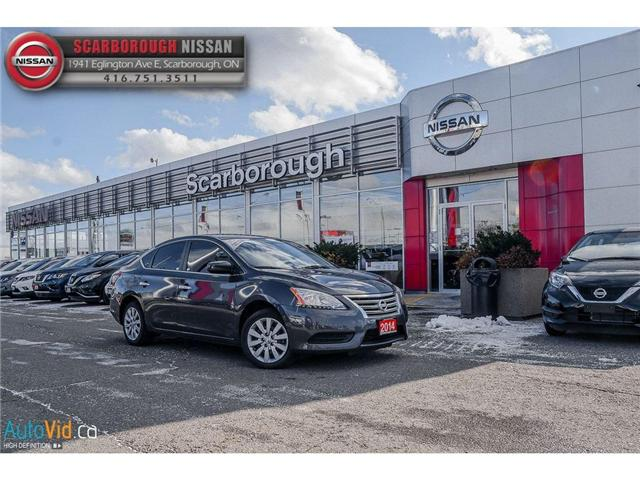 2014 Nissan Sentra  (Stk: C18088A) in Scarborough - Image 2 of 22