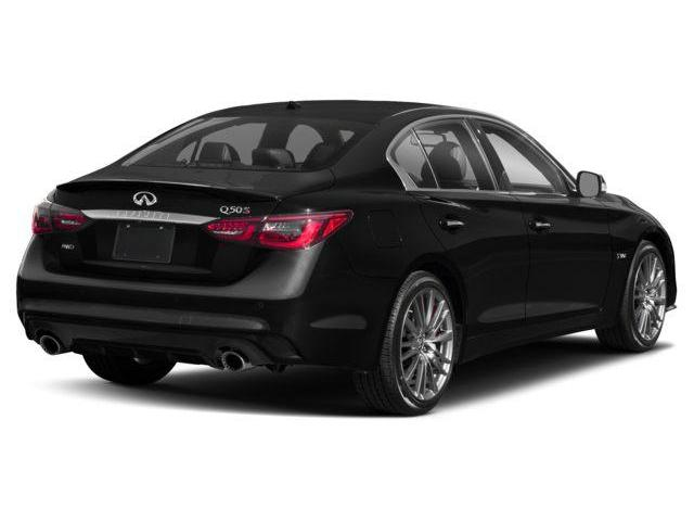 2019 Infiniti Q50 3.0t Red Sport 400 (Stk: K542) in Markham - Image 3 of 9
