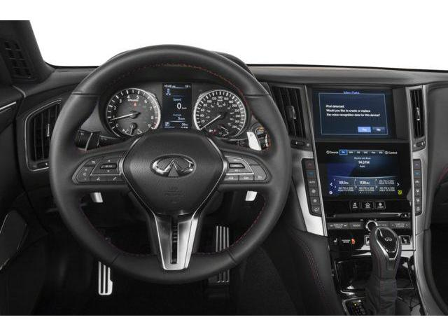 2019 Infiniti Q50 3.0t Red Sport 400 (Stk: K542) in Markham - Image 4 of 9