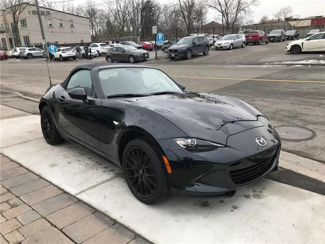 2018 Mazda MX-5 GS/SPORT PKG (Stk: DEMO79355) in Toronto - Image 2 of 11