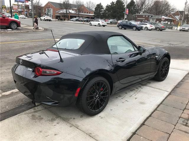 2018 Mazda MX-5 GS/SPORT PKG (Stk: DEMO79355) in Toronto - Image 5 of 11