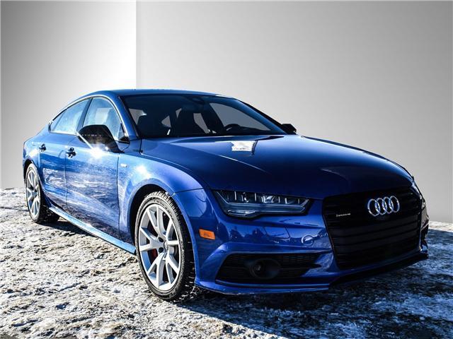 2018 Audi A7 3.0T Technik (Stk: N4305) in Calgary - Image 1 of 26
