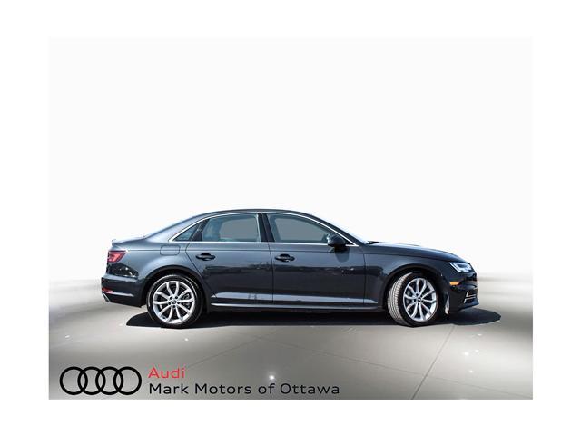 2018 Audi A4 2.0T Progressiv (Stk: 90549) in Nepean - Image 3 of 28
