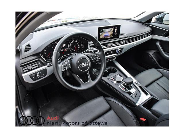 2018 Audi A4 2.0T Progressiv (Stk: 90549) in Nepean - Image 9 of 28