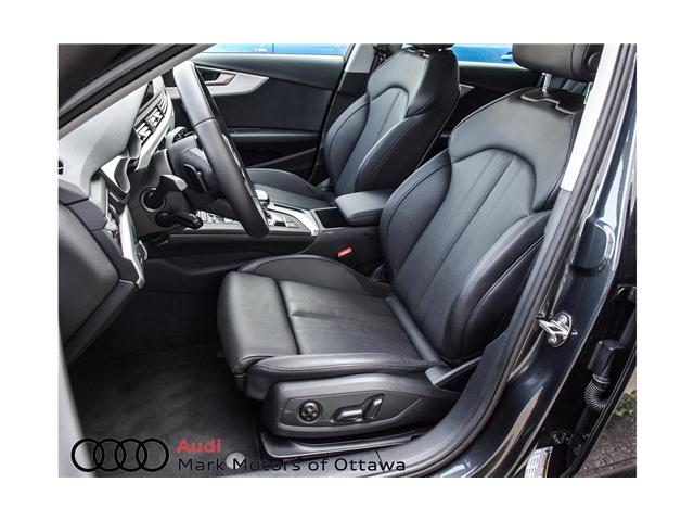 2018 Audi A4 2.0T Progressiv (Stk: 90549) in Nepean - Image 10 of 28