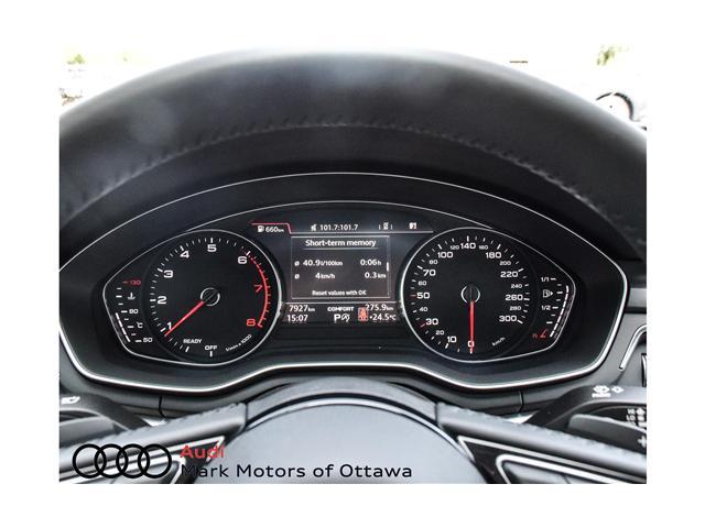 2018 Audi A4 2.0T Progressiv (Stk: 90549) in Nepean - Image 12 of 28