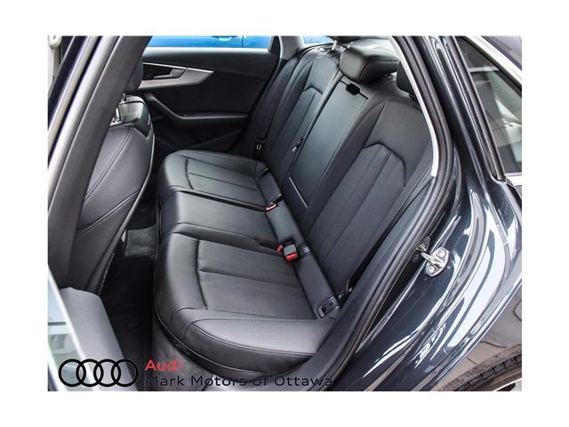2018 Audi A4 2.0T Progressiv (Stk: 90549) in Nepean - Image 21 of 28