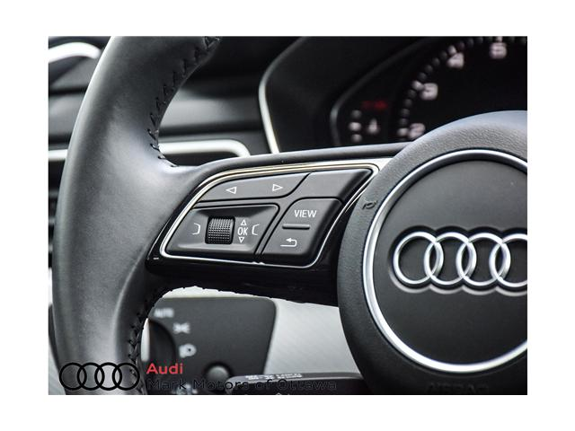 2018 Audi A4 2.0T Progressiv (Stk: 90549) in Nepean - Image 25 of 28