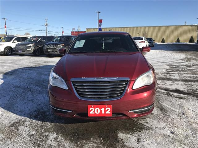 2012 Chrysler 200 LX (Stk: 17253-2-LR) in Sudbury - Image 2 of 14