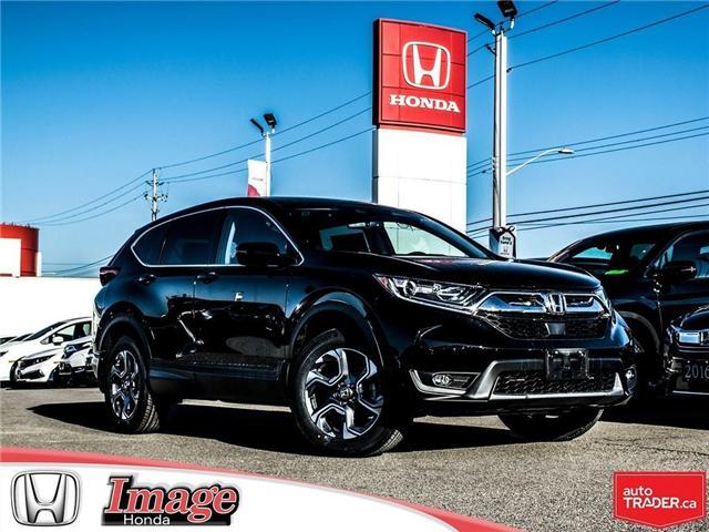 2019 Honda CR-V EX-L (Stk: 9R124) in Hamilton - Image 1 of 19