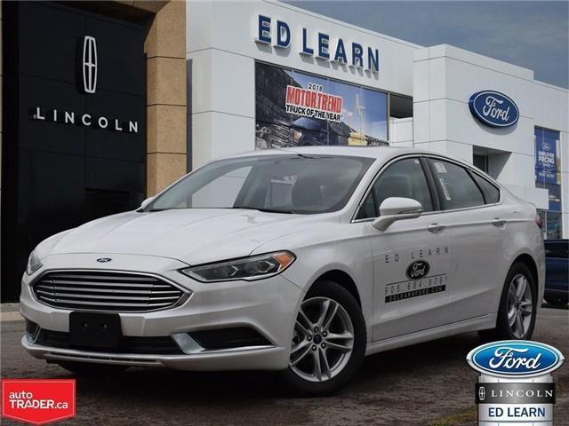 2018 Ford Fusion SE (Stk: 18FU027) in St Catharines - Image 1 of 24