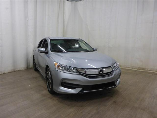 2016 Honda Accord LX (Stk: 18112899) in Calgary - Image 1 of 27
