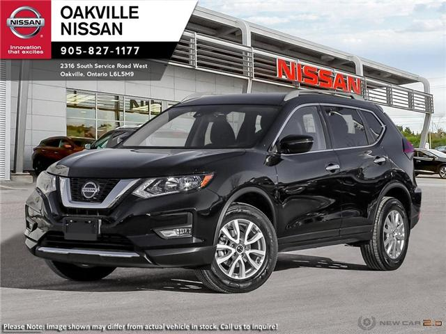 2019 Nissan Rogue SV (Stk: N19032) in Oakville - Image 1 of 22
