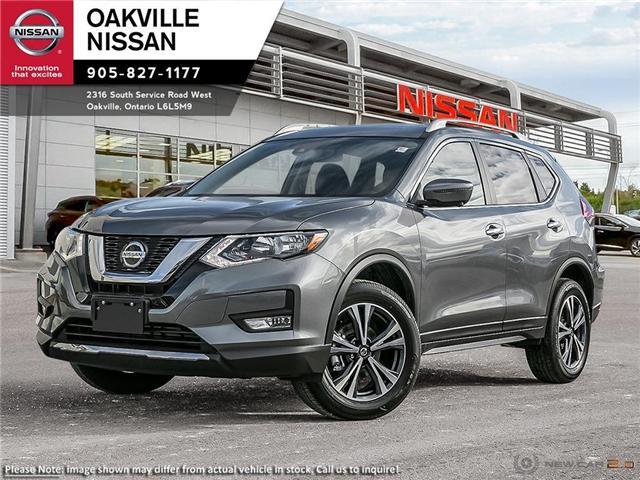2019 Nissan Rogue SV (Stk: N19035) in Oakville - Image 1 of 23