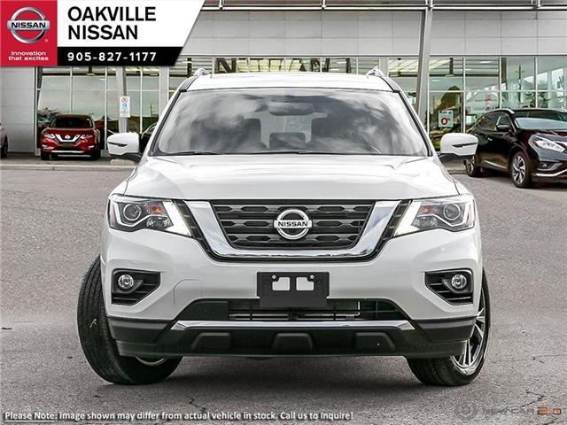 2019 Nissan Pathfinder Platinum (Stk: N19072) in Oakville - Image 2 of 23